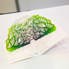popup card by Peter Dahmen